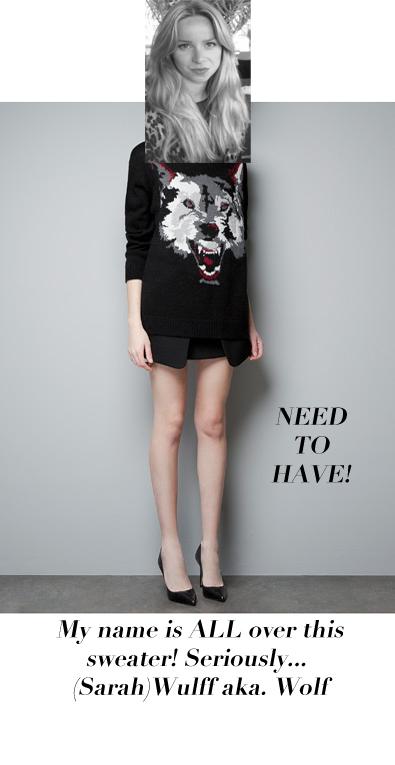 Zara_sweater_jacquard_wolf_print
